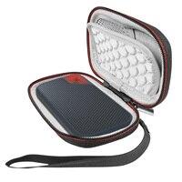 Miglior prezzo borsa da trasporto portatile in EVA per custodia rigida SanDisk SSD E61 E60 E30