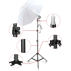 """Image 5 - 150cm/59inch Photography Tripod Light Stand With 1/4"""" Screw For Brithday Party Meeting Travel Wedding"""