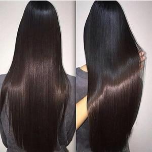Image 5 - Alipop волосы перуанские прямые волосы пучки человеческие волосы пряди 3 пучка предложения Двойной Уток Remy наращивание волос естественный цвет