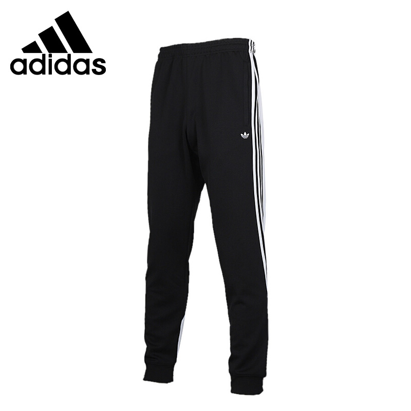 Original New Arrival  Adidas Originals 3STRIPE WRAP TP Men's Pants  Sportswear