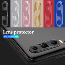 Rear Camera Metal Lens Ring Case For Huawei Honor 20 Pro P30 P20 Lite Mate 20 Pro 20X Nova 4e 4 Back Camera Protetor Guard Cover(China)
