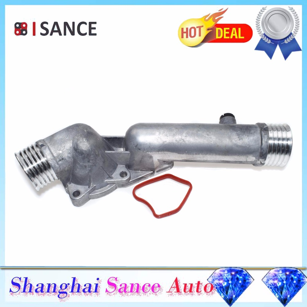 Engine Coolant Thermostat Housing 11531740478 3001153102
