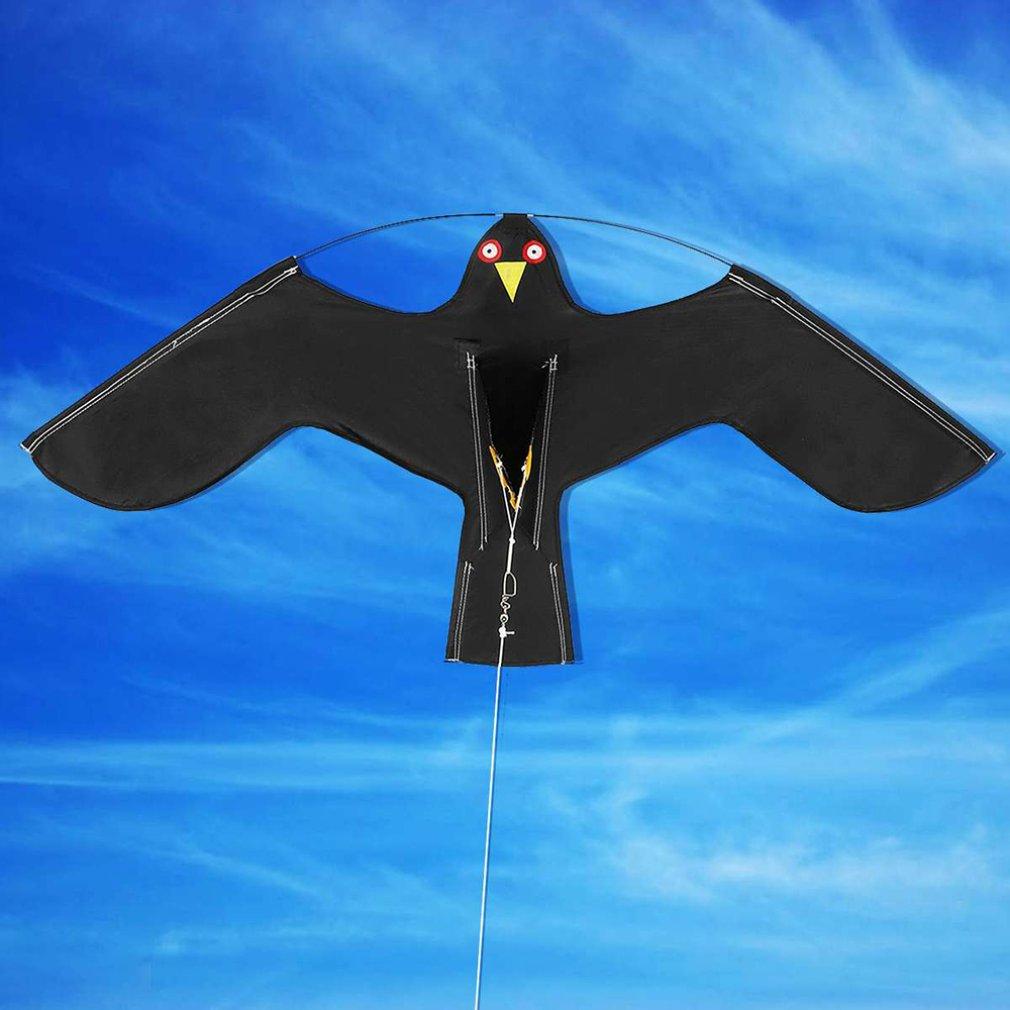 1.2m High-quality Breeze Easy To Fly Realistic Bird Safari Field Kite Bird Stunning Bird Kite Scare Bird Kite Rice Field Kite