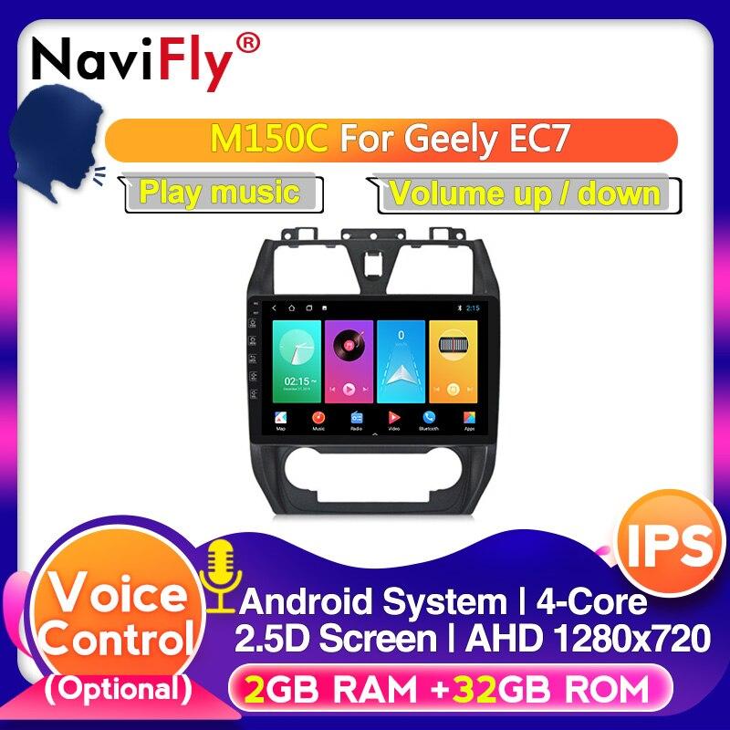 4G RAM 64G ROM Android10 Автомобильный GPS плеер для Geely Emgrand EC7 2012 2013 мультимедийная навигационная система с Bluetooth DSP IPS FM Мультимедиаплеер для авто      АлиЭкспресс