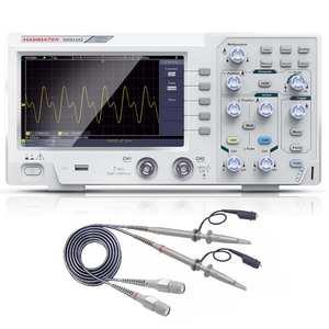 Digital Oscilloscope DOS1102 Than Best 100mhz 2chanel Tft Lcd-Better 1gsa/S 7''