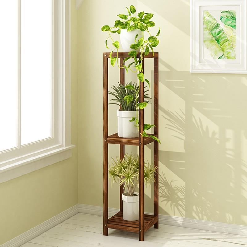 Para Plantas Plantenstandaard Varanda Stojaki Etagere Plante Outdoor Flower Stand Dekoration Stojak Na Kwiaty Rack Plant Shelf