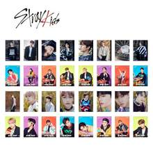 Cartes Lomo enfants errants Bang Chan Lee min-ho Seo chang-bin Hwang hyun-jin Mini camion carte Photo Polaroid Concert Style KPOP nouveau(China)