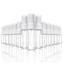 20Pcs 10Ml / 20Ml Mini Spray Bottle Plastic Suitable for Essential Oil Makeup and Perfume