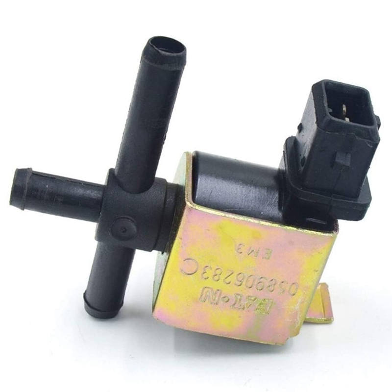 for - A4 A6 RS4 RS6 1998 - 2005 Electromagnetic Valve Turbocharging Solenoid Regulator 078906283B