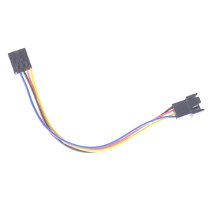 Dedicated pc Computer case CPU Fan Extension cable Adapter Conversion Line 5 Pin 4 Wire Interface Connector Cable For DELL