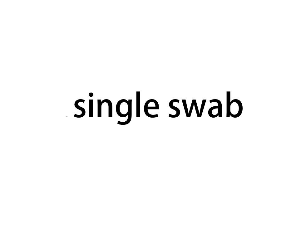 Single Swab