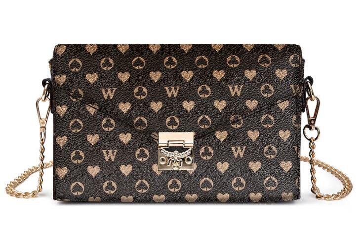 Роскошная дизайнерская сумка L-40780 для женщин и мужчин, унисекс сумка louis, сумка для макияжа, фирменный кошелек, Высококачественная натуральн...