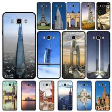 yinuoda pantone candy color case luxury for samsung galaxy note 9 a3 a5 a6 a7 mobile phone accessories Yinuoda Famous buildings case luxury for samsung galaxy note 9 a3 a5 a6 a7 mobile phone accessories