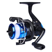 Spinning Fishing Reel PRO BEROS Reel CNC Machine Cut Large Arbor Die Casting 5.2:1 Fly Fishing Wheel Fishing Tools(China)