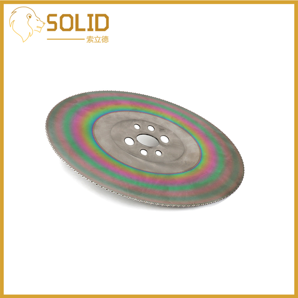 High Speed Steel Circular Saw Blade 275mm Cutting Disc for Stainless Steel HSS Thickness 1.2/1.6/2mm - 5