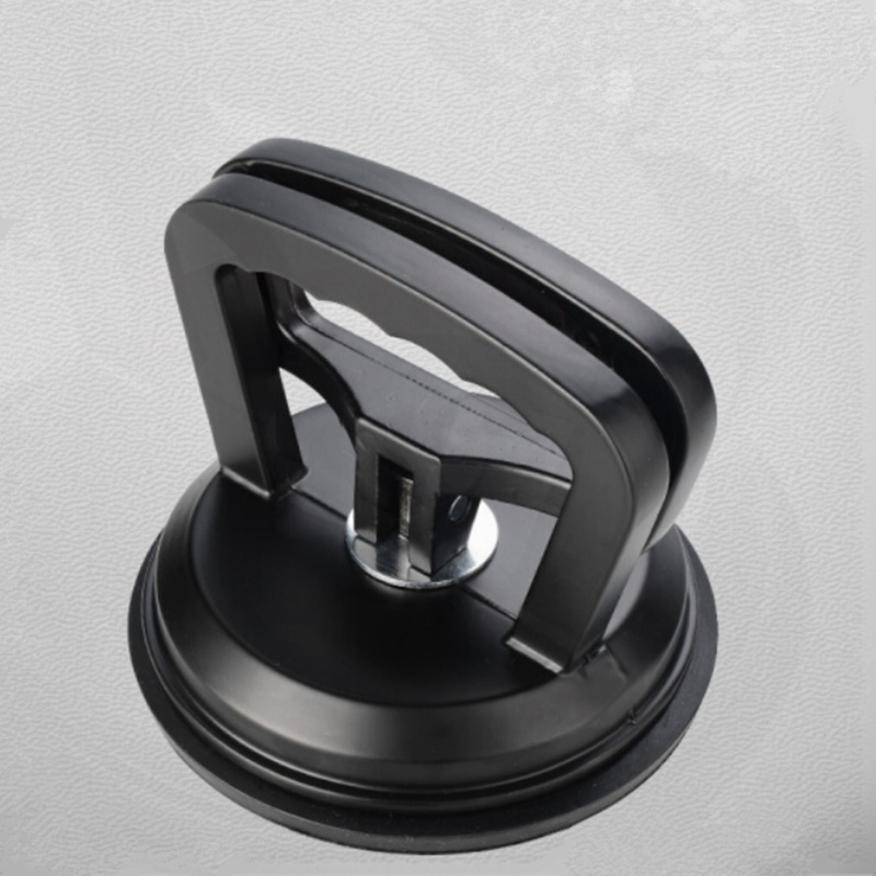 Universal black Car Dent Repair Puller Suction Cup for SsangYong Actyon Turismo Rodius Rexton Korando Kyron Musso Sports,Auto image