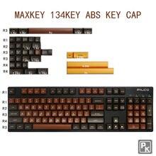 Maxkey sa height abs 134 keycap chocolate два цвета литья под
