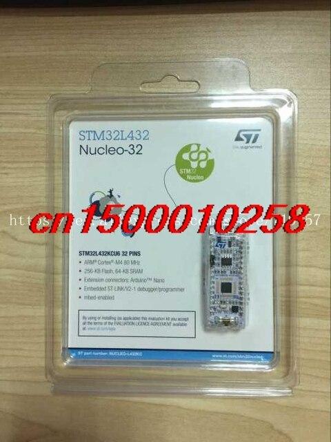 무료 배송 NUCLEO L432KC stm32l432kc 개발 보드