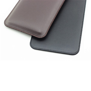 Image 3 - Phone Pouch Ultra Thin Protective Case Microfiber Leather Bag for Samsung Galaxy Fold Phone Accessories