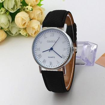 цены Top Brand Womens Watches Fashion Simple Quartz Casual Watch Women Leather Mesh Strap Ultra Thin Dial Clock relogio masculino