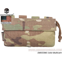 emersongear Emerson Utility EDC Pouch Tactical Equipment Tool phone Pouch Bag Molle Webbing Airsoft CS Hiking Hunting Gear emersongear molle pouch 500d camo edc battle field medic emt pouch concealed glove tactical army pouch 10 colors em9336