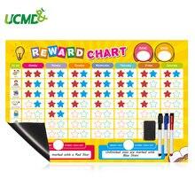Магнитный календарь таблица ответственность набор магнитов на
