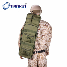 Camouflage Pattern Carrying Bag Easy for Metal Detectors Full Accessories Outdoor Sports
