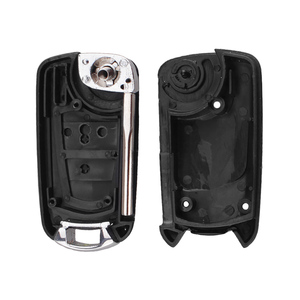 Image 4 - Dandkey 2 Knop Gemodificeerde Auto Flip Afstandsbediening Sleutel Shell Voor Vauxhall Opel Astra Zafira Vectra Omega (HU100/HU46/HU43/YM28) key Case