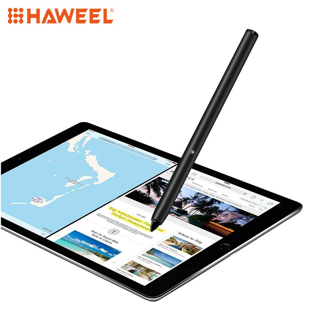 HAWEEL Active Capacitive Pen Stylus Pen For IPhone / IPad / Samsung Tablet PC And Other Capacitive Touch Screen Devices