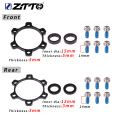ZTTO Bicycle Boost Hub Adapter Change 12x142 to 148 15x100 to 110 110 148 Bike Hub Spacer Washer 6 Bolt standard Thru Axle 15mm