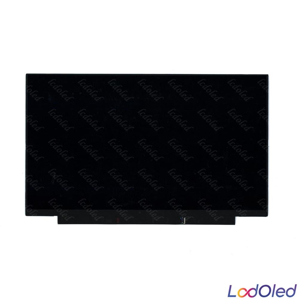 13.3'' FHD LCD Screen Display IPS Panel Matrix For Lenovo ThinkPad X395 20NL 20NM LP133WF7-SPB1 N133HCE-EN2 1920x1080 Non Touch