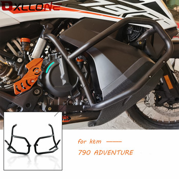 Motorcycle accesorie Engine Guard Frame Protection Protector for KTM 790 adventure motorbike 790 ADV 2019-2020 moto Engine Guard