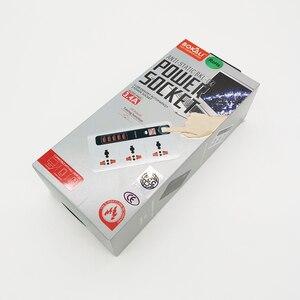 Image 5 - Multiprise protection contre les surtensions prises universelles AU/US/ue/royaume uni prise électrique avec USB 3.4A chargeur adaptateur 2m rallonge