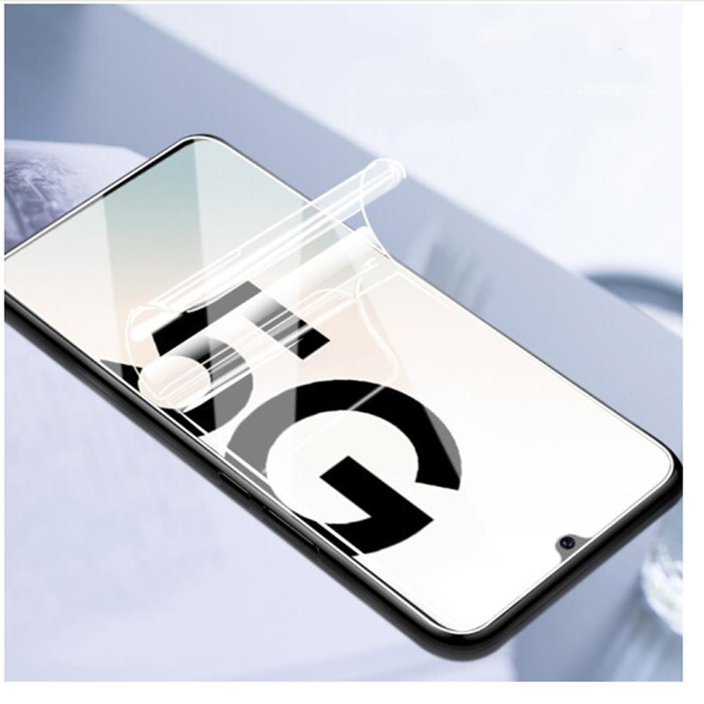 Гидрогелевая защитная пленка, 6D Защитная пленка для Samsung Galaxy A90/A20s/A30s/A40s/A50s/M30s/A10