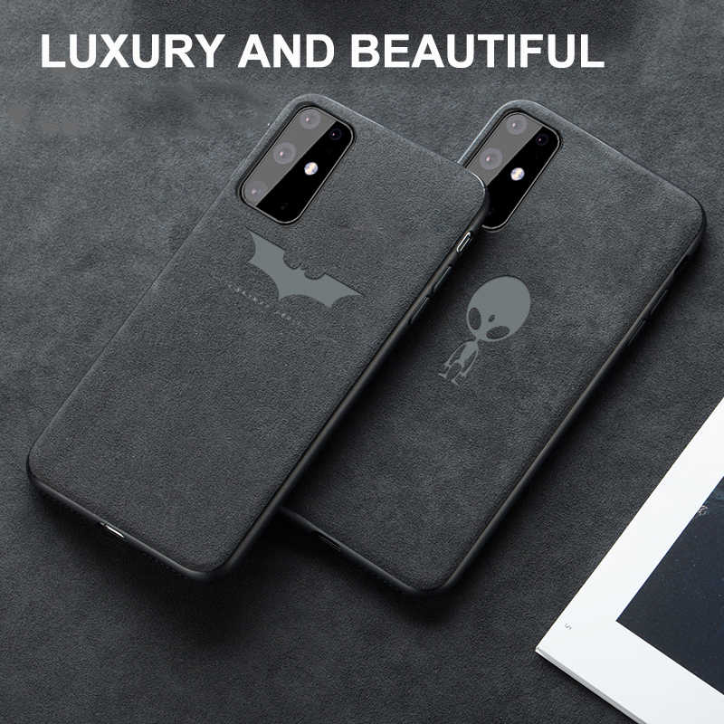 Sang Trọng Đua Ô Tô Logo Ốp Lưng Điện Thoại Samsung Galaxy S20 Cực S10 Plus S10E S8 S9 Note 8 9 10 plus Bao Da Coque