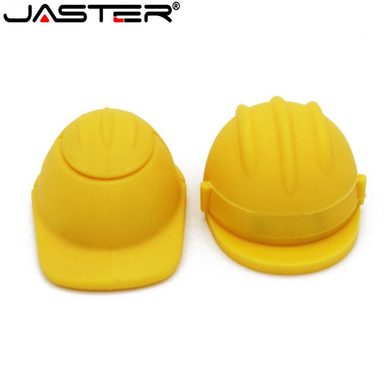JASTER Creative Helmet Usb Flash Drive Usb 2.0 4GB 8GB 16GB 32GB 64GB Pendrive Gift U Disk Usb2.0