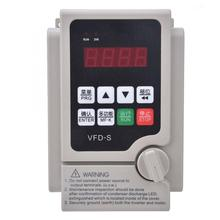цена на 220V VFD Frequency Inverter Single-Phase Input 3-Phase Output Frequency Converter Variable Frequency Drive