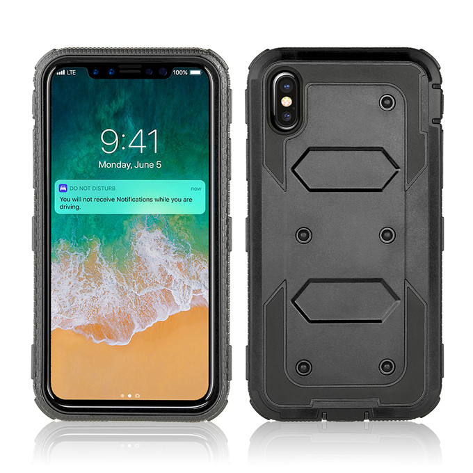 Full Protection Phone Case For iPhone