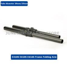 EFT E410S E610S E616S quadro braço todo um quadro zangão zangão braço acessórios DIY aplicação de pulverização agrícola
