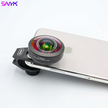 Fisheye-Lens Mobile-Phone SANYK Super Frame HD No-Black 238 Full-Screen