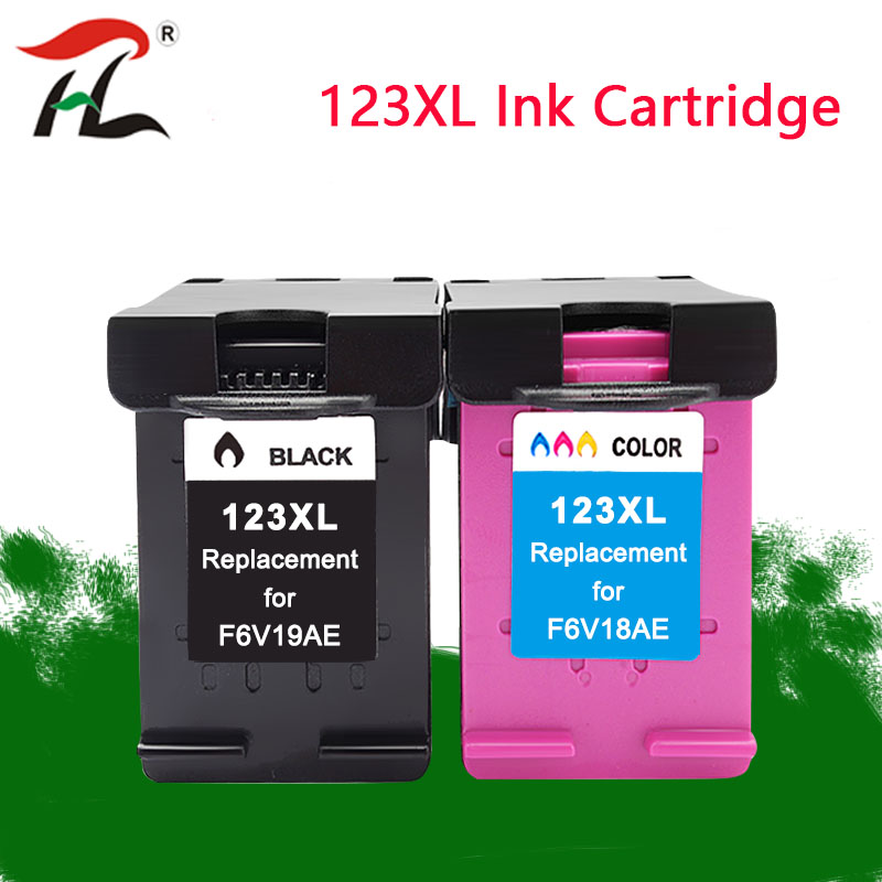 123XL <font><b>Ink</b></font> Cartridge For <font><b>HP</b></font> 123 XL Replacement for HP123 <font><b>Deskjet</b></font> 1110 <font><b>2130</b></font> 2132 2133 2134 3630 3632 3637 3638 <font><b>Printer</b></font> image