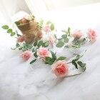 Artificial Silk Rose...