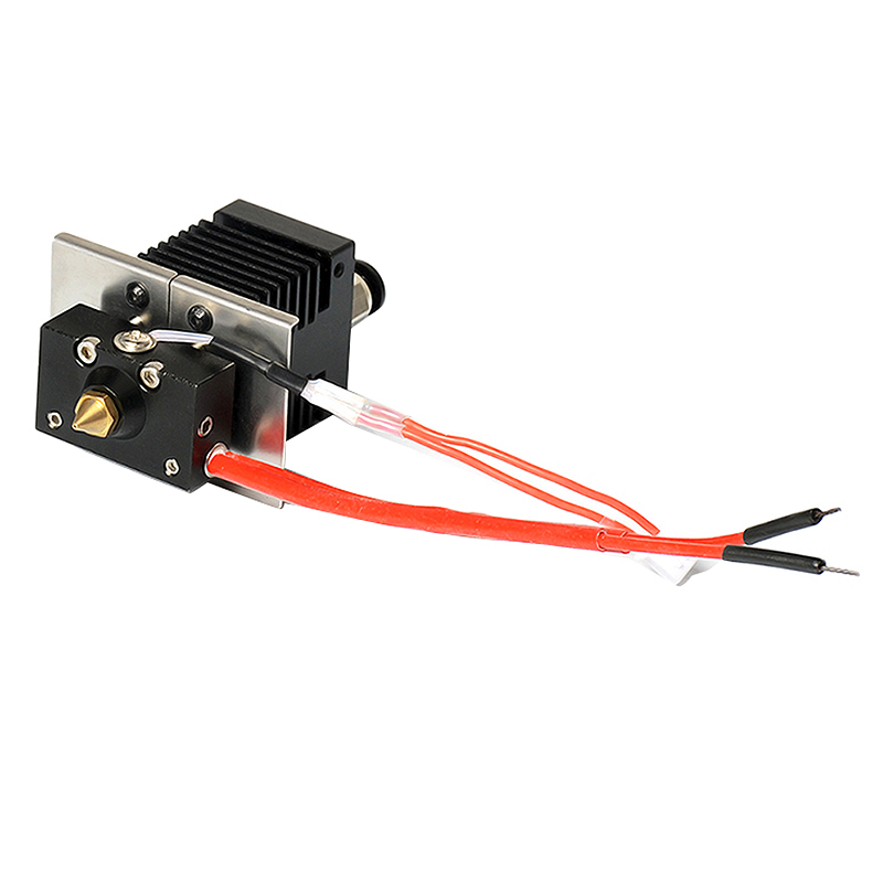 3D Printer Accessories, 2 in 1 Out Extruder Kit, Mixed Color Hot End Extruder Nozzle for A10M A20M