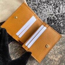 2021 new cartoon color matching wallet card bag fashion cute change flap canvas bag