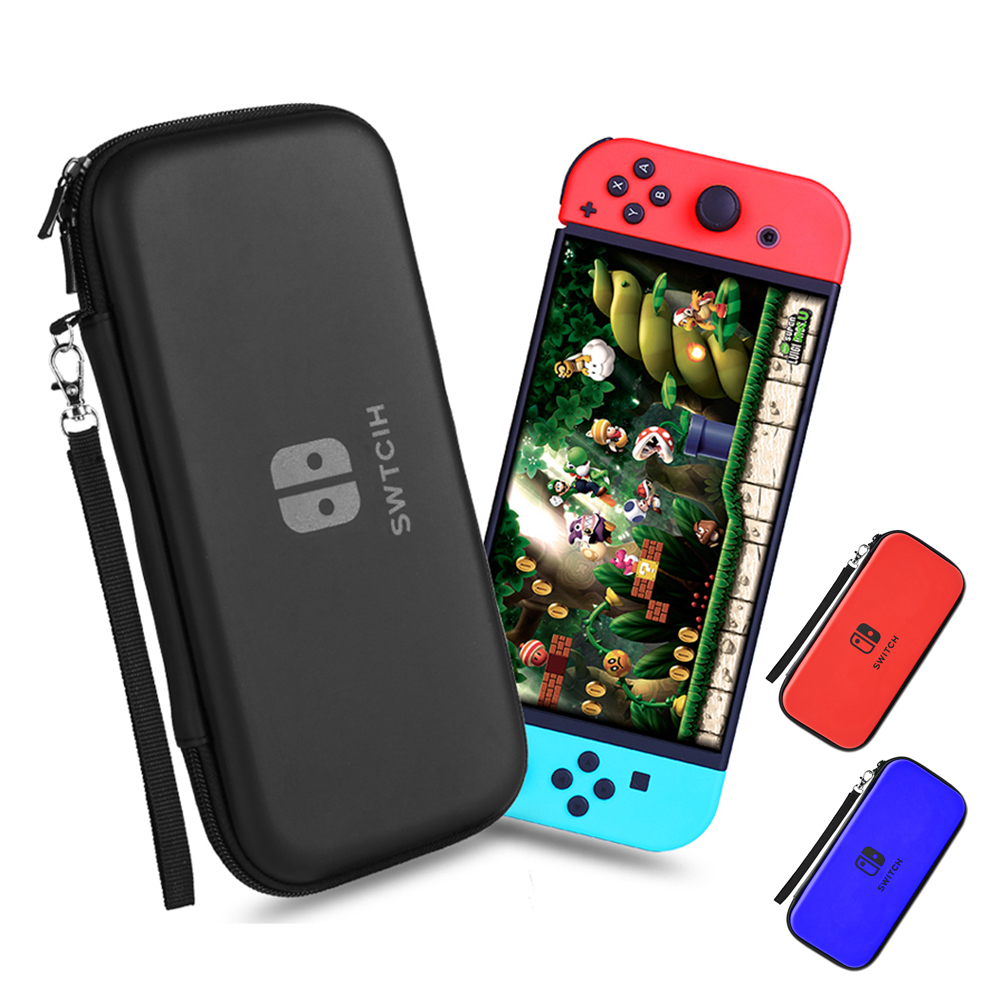 Switch-Case Game-Accessories Hard-Protective-Storage-Bag Console Nitendo-Switch Waterproof