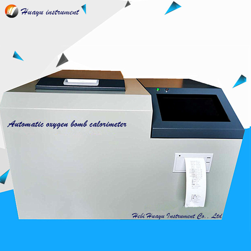 Hearty Biomass Fuels Bagasse Calorimeter Sawdust Detector Sawdust Test Coal Quality Analysis Equipment Coal Testing Equipment