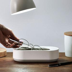 Image 4 - Xiaomi máquina de limpieza por ultrasonidos EraClean, limpiador de vibración de alta frecuencia, 45000Hz, lavado de joyas, gafas, anillos de reloj