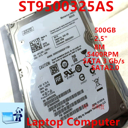 New HDD For Seagate Brand 500GB 2.5