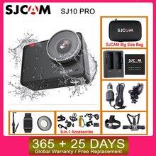 Sjcam SJ10 Pro Gyro Eis Supersmooth 4K 60FPS Wifi Remote Actie Camera 1300Mah Batterij Ambarella H22 Chip 10M Body Waterdichte Dv