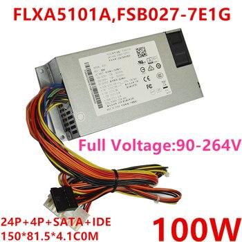 New PSU For AcBel FLEX Small 1U 100W Power Supply FLXA5101A FSB027-7E1G